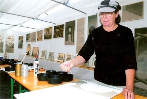 Letni atelje in galerija